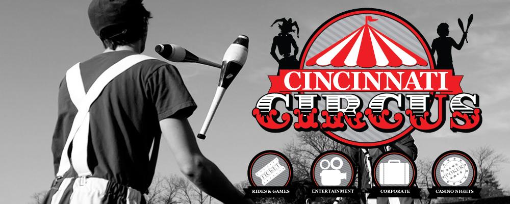 Cincinnati Circus Company Logo
