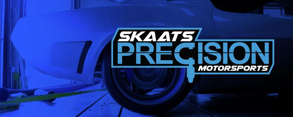 Skaats Precision Motorsports Logo